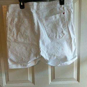 03eef0fadaa54 Denim 24 7 Shorts - 🔖last chance 🔖Denim 24 7 distressed shorts